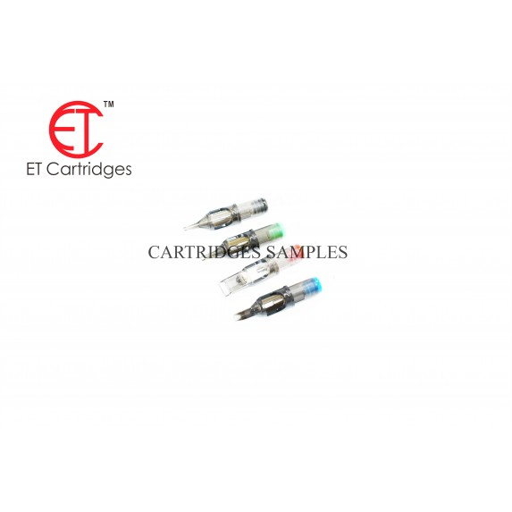Sample Pack Of ET Cartridges