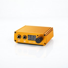 Premium Digital Dual LCD Tattoo Power Supply
