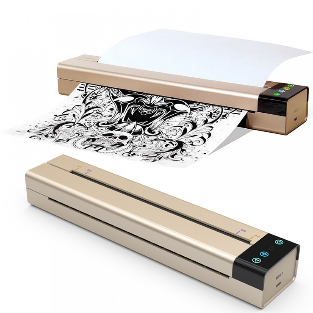 tattoo template generator - mini tattoo transfer stencil machine