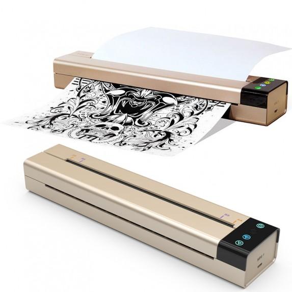 Mini Tattoo Transfer Stencil Machine
