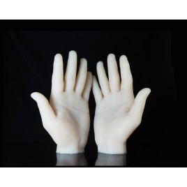 Artificial Tattoo Hand